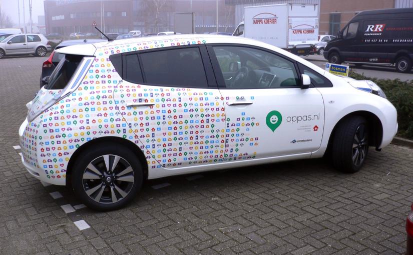 Autobelettering in Rotterdam? Zo valt u op tussen de concurrentie
